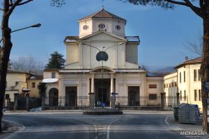 santuario crocifisso borgo